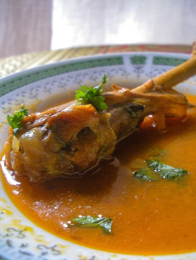 Authentic Chicken Curry with Desi Chicken