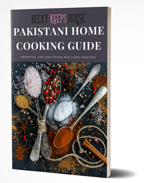 Pakistani Home Cooking Guide eBook