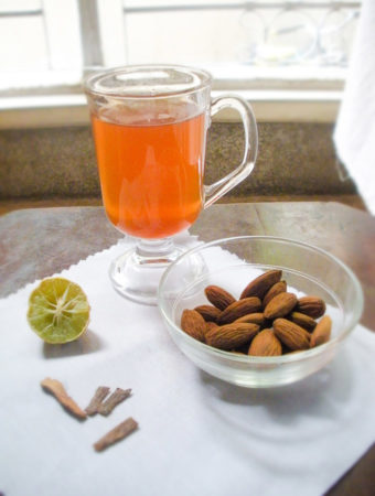 Green Tea Metabolism Booster | Becky Keeps House - This all-natural green tea metabolism booster recipe helped kick-start my metabolism and curbed my cravings, helping me lose seventeen pounds!
